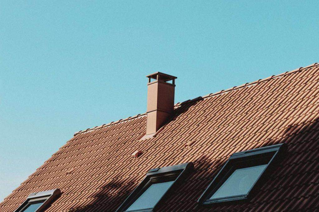 murad skorsten på tak